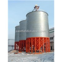 Steel Silo with Cone