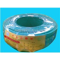 Stranded Copper Conductor PVC Insulated Flexible Wire(BVR1X6mm2)