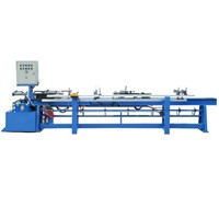 TL-159 Stretching machine for tubular heater
