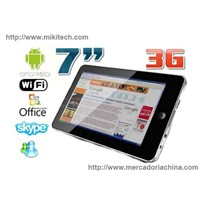 Tablet PC Android2.2 APAD Touch Screen7 Wifi Camera Hdmi E-mail 3G