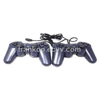 USB Dual Shock PC Controller Game Pad