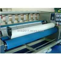 Ultrasonic Non-Weven Fabric Slitting Machine