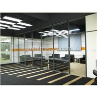 V90 single glass high partition