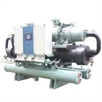 Water Cooled Screw-type Chiller