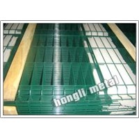 Welded wire mesh Welded wire mesh panel