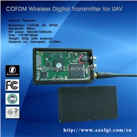 Wireless Digital Transmitter for UAV