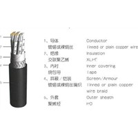 XLPE Insulated Control Shipboard Cable