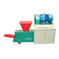 ZBJI Biomass Briquette Press with Motor - 11Kw