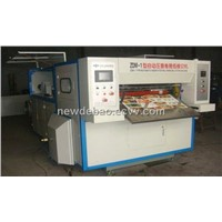ZDM-1 flat and creasing cutting machine