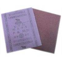abrasive cloth for metal