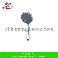 abs plastic head shower head