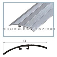 aluminium profile for floor