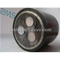 Aluminum Conductor Armoured Power Cable