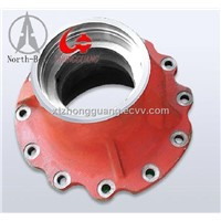 bearing bush of rear axle final reductor