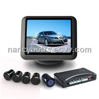 Car Rear View Parking Sensor