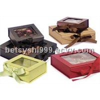 clear candy box packing boxes
