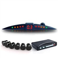 Color LED Parking Sensor System