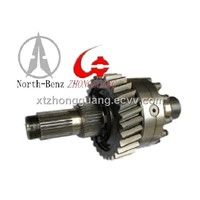 front through shaft assembly for north benz truck and mercedes benz truck