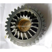 front through shaft gear assembly for north benz truck and mercedes benz truck