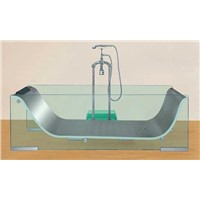 Glass Bathtub (B5-SFE213)