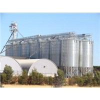grain storage Homogenized feed bin/ silo