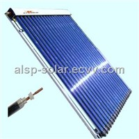 heat pipe solar collector with high performance