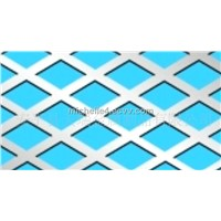 hole punching wire mesh