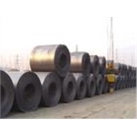 hot rolled medium wide strip steel