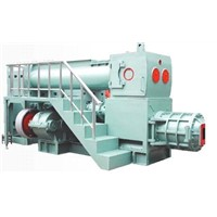 hot sale two stage vacuum extruder