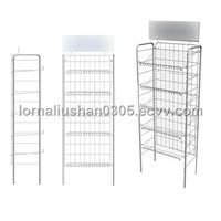 metal frame shelf