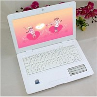mini notebook,notebook computer, 12 inch netbook laptop