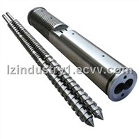 plastic extruder screw barrel