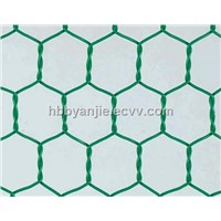 PVC Coated Hexagonal Wire Netting