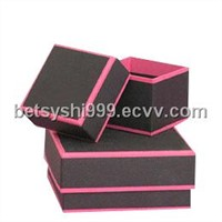 recycled paper gift box for packaging