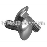 Round Head Carriage Bolts