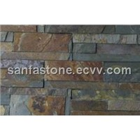 Rusty Yellow Granite Slate Tiles