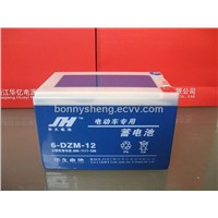 electric scooter battery 12V17AH