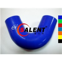 silicone 135 degree elbow hose