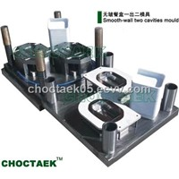 Smooth-Wall Foil Container Mould