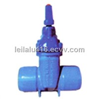 soft seal sluice valve
