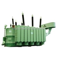 Forced Air Cooling Transformer Radiator