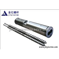twin or parallel screw barrel 04