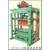 unburned cement brick machines