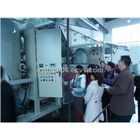 Used Transformer Oil Reconditioning Plant