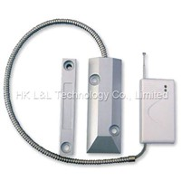 Wireless Rolling Magnetic Switch (L&L-108MS-W)