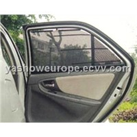 automatic car sun shields