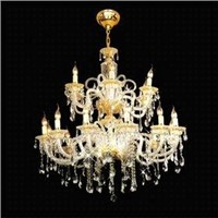 classic and beautiful design crystal ceiling light