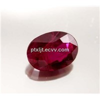wholesale synthesis corundum, synthesis ruby, synthetic diamond for jewellery