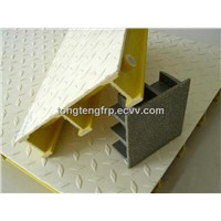 FRP Grating with Cover