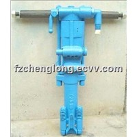 Y26 Pneumatic Hand Hold Rock Drill